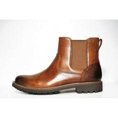 Clarks boots cuir lisse homme à découvrir www.cardel-chaussures.com