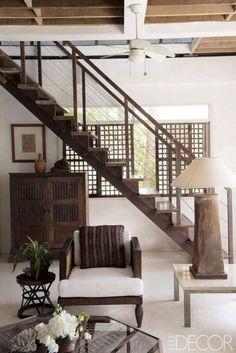 16 Interior Design Ideas to Have a Thai Style Home – Futurist Architecture Modern Filipino Interior, Modern Filipino House, Thai House, Filipino Architecture, Architecture Design, Style At Home, Philippine Houses, Decoration Inspiration, Farmhouse Interior