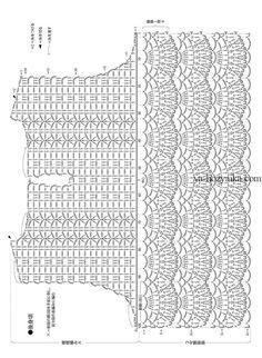 Crochet Sandales - Tutorial Poncho with Hood Crochet - Muster - Baby Débardeurs Au Crochet, Crochet Shirt, Crochet Diagram, Crochet Summer, Crochet Afghans, Filet Crochet, Baby Patterns, Crochet Patterns, Knitting Patterns