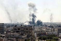 Blog do JOSEANO LAURENTINO.: Tregua humanitária proposta mais,  Israel e Hamas ...