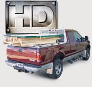 Choose the truck bed cover - DiamondBack HD truck bed cover