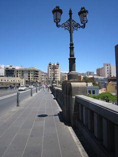I <3 Puente General Serrador @Santa Cruz de Tenerife