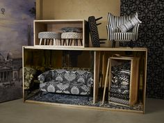 Maison 2012 | Christian Lacroix | the ottomans