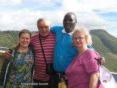 Aino, Matti, Kenedy ja Maija