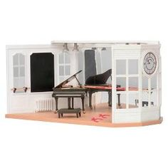 "Lori 6"" Doll - Ballet Studio"