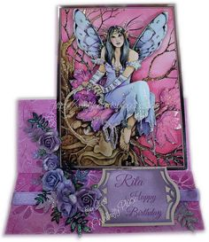 Gorgous fairy in pastels