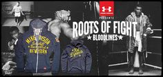 Under Armour Roots of Fight Collection   GuyMaven.com
