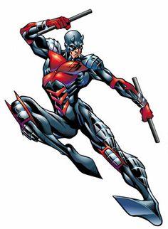 Daredevil Armored costume