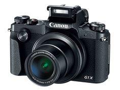Canon PowerShot G1 X Mark III is a baby EOS M5 - DIY Photography