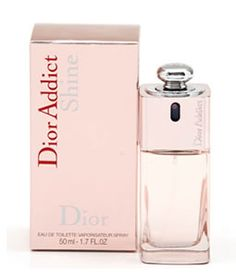 CHRISTIAN DIOR ADDICT SHINE EDT for women is a radiant fresh floral introduced in It is unexpectedly associates with top notes of gardenia, cedar woods, cedrat and raspberry. Dior Addict Shine fragrance expresses radiant femininity and luminous energy. Christian Dior Addict, Christian Dior Perfume, Dior Addict 2, Celebrity Perfume, Pink Bottle, Cosmetics & Perfume, Best Perfume, Perfume Bottles, Women