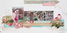 The new Ooh La Limited papers are so versatile. I love how the layout turned out, something interesting and a little different with loads of possibilities Scrapbook Albums, Scrapbooking Layouts, Scrapbook Paper, Photo Layouts, Page Layout, Pattern Paper, Scrapbooks, Cheetah, Activities