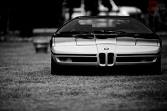 BMW M1, the ideas they had back then... Seems like they are coming back!