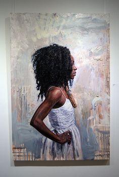 Love, Strength, and Soul  Tim Okamura  Yeelen Gallery