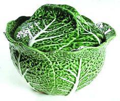 .Amazingly beautiful Portuguese Porcelain, Caldas da Rainha, Portugal
