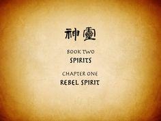 Rebel Spirit - Avatar Wiki, the Avatar: The Last Airbender resource