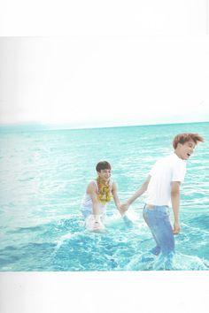SCAN #Chen #Kai #EXO Dear Happiness #Photobook