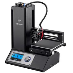 Cyber Monday Deal! Monoprice Select Mini 3D Printer with Heated Build Plate
