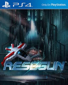 #Resogun for Sony #PlaySation4 (PS4)! #PS4VideoGames #Dubai #UAE Games For Playstation 4, Ps4 Games, Dubai Uae, Videogames, Cool Things To Buy, Ps4 Video, Dog Products, Fun, Technology