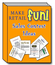 all sales contest ideas