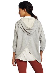 Volcom Juniors Shore Thing Cape Sweater
