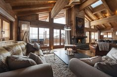 Superior The Calendar Has Just Reached November, And As The Winter Season  Approaches, Households And Luxury Chalets, Adapt Their Interior Decor To  Promote A Warm ...