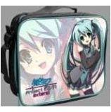 Miku Hatsune Insulated Lunchbag with Adjustable Carry Strap