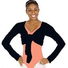 Black Adult Crop Tie Thin Sweater Shrug Size SmallFrom #Eurotard List Price: $27.00Price: $23.99 Availability: Usually ships in 1-2 business daysShips From #and sold by Luxury Divas Dance Gear, Long Ties, Shrug Sweater, Knit Wear, Athletic Wear, Women Accessories, Too Thin, Sweaters For Women, Ships
