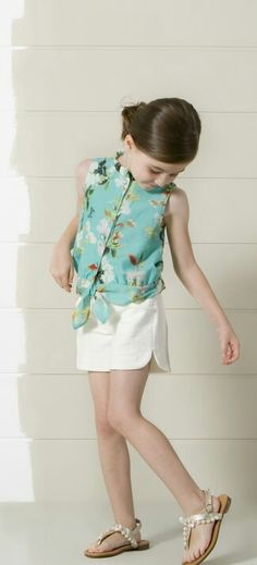 Kid's spanish fashion