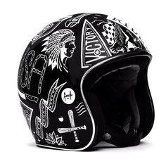 """833 Likes, 54 Comments - Franck Pellegrino (@franckpellegrino) on Instagram: """"Ready to ride !!! #handmade #helmet #franckpellegrino"""""""