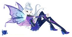 Winx: Bloomix Commission by DragonShinyFlame.deviantart.com on @DeviantArt