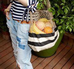 ZARA - #ZARAPICTURES by Sherry Shen - Stunning patched boyfriend jeans