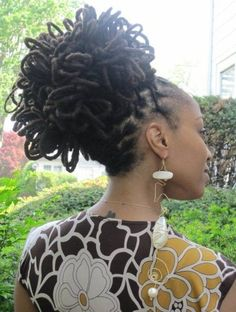 101+ Ways To Style Your Dreadlocks | Art Becomes You