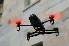 Parrot Bebop Drone Has A Full HD Camera, GPS, Controllable By An ...