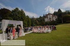Allison and Enrico, Lake Maggiore Jewish wedding