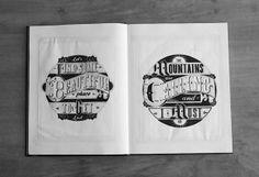 Illustrations par Ben Johnston - Journal du Design
