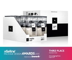 Designed by mousegraphics Location: Athens, Greece Placement: 3rd Category: Prepared Food