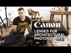 What's in my Bag - Architectural Photography Lenses - YouTube