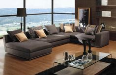Modern Sectional Sofas with Chaise