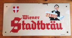 Bildergebnis für Bier Schilder bilder Retro, Signs, Austria, Ads, Home Decor, Beer Signs, Pictures, Decoration Home, Room Decor