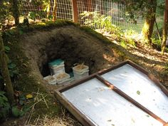 (page 1 of 3)Root cellars are for keeping food supplies at a low temperature and steady humidity. They keep food from freezing during the winter and keep food cool during the summer months to prevent spoilage. Typically, a variety of vegetables are placed in the root cellar in the autumn, after harvesting. A secondary use for the root cellar is as a place in which to store wine or home-made alcoholic beverages. Vegetables stored in the root cellar primarily consist of potatoes, turnips, and…