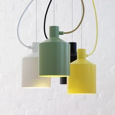 Silo Pendant Lamp by Zero