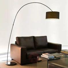 Dekoracyjna lampa w kształcie łuku PAPUPA   Lampy.pl