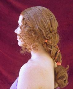 The Ladies of 2.318 hairstyle blog, Maur–Renaissance