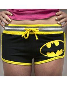 Batman Shorts--Gimme Capt. America and I'm sold! :)
