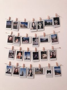 170 super diy crafts for the home wall picture frames cute ideas 18 Cheap Bedroom Ideas, Room Ideas Bedroom, Bedroom Decor, Cute Room Decor, Wall Decor, Aesthetic Room Decor, Dream Rooms, Picture Wall, Picture Frames