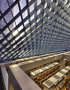 Seattle Central Library. Going to see this beauty this weekend!!! :)