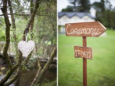 Mixing old school glamour, soft romance and classic elegance in the beautiful hills of Wicklow is the dream wedding envisioned by many a couple I know, so I'. Classic Elegance, Wedding Decorations, Wedding Ideas, Bird Feeders, Woodland, Dream Wedding, Place Card Holders, Make It Yourself, Elegant