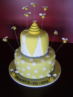 what a cute idea for a gender reveal party. What will it bee?!? Pink or Blue...lets see!