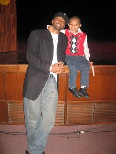 Christian Keyes and son Christian Keyes, Celebrity Pictures, Sons, Celebrities, Style, Fashion, Swag, Moda, Celebs