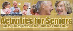 Best Indoor Activities for Senior Women | Activities For Seniors |